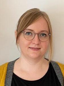 Ergotherapeutin Christina Lippert